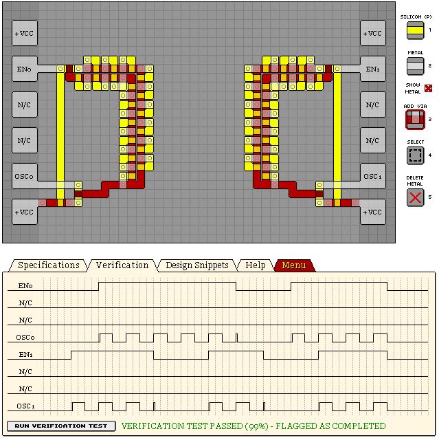 Building oscillators